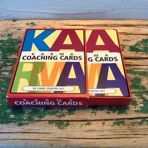 Karma Coaching Cards - 50 Activity Cards